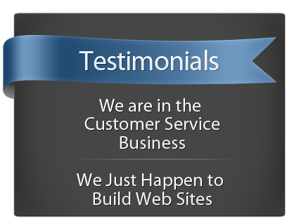Customer Testimonials for Affordable Web Design